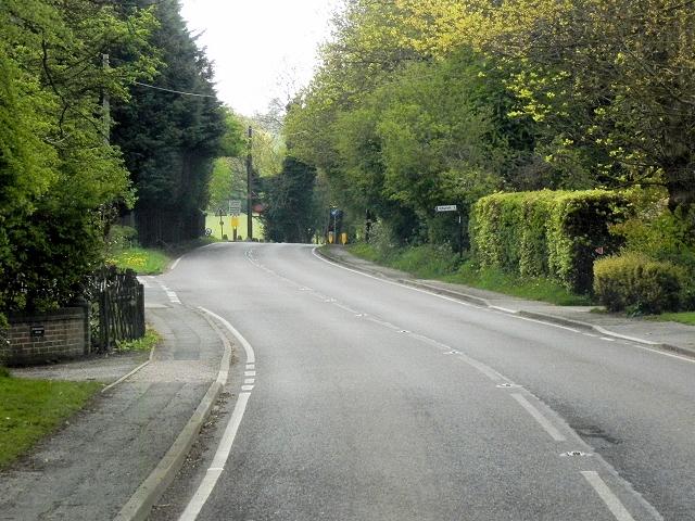 Challock, Canterbury Road