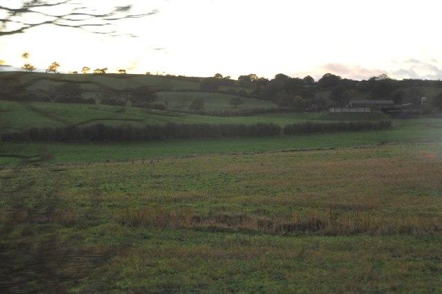 Newcastle-under-Lyme District : Grassy Fields
