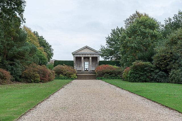 Temple, Blickling Hall, Norfolk