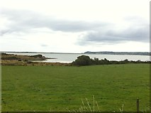 X2591 : Coast along Youghal Road by Darrin Antrobus