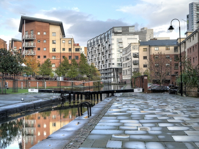 Rochdale Canal, Lock 89 (Tib Lock)