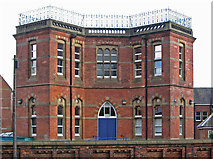 SK3487 : Sheffield - part of Law Faculty by Dave Bevis
