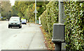 J4180 : Traffic counter, Cultra by Albert Bridge