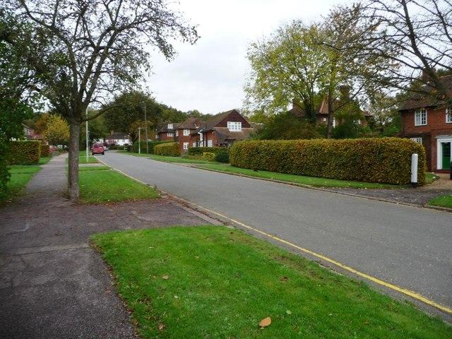 High Oaks Road, Welwyn Garden City [3]