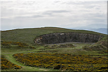 SH7683 : Bishop's Quarry by Ian Capper