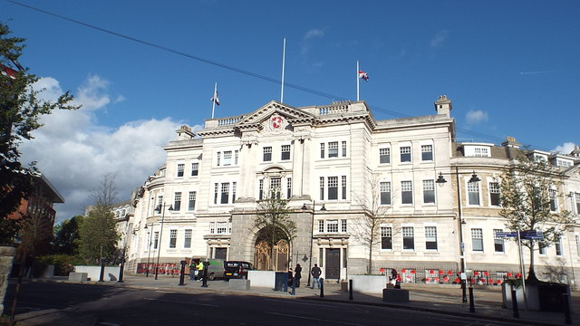 Kent County Hall, Maidstone