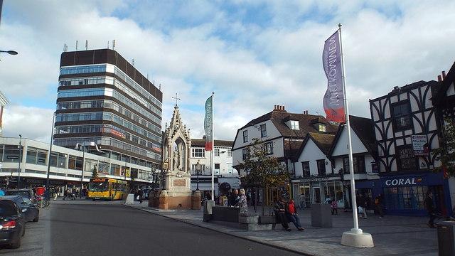 Maidstone High Street