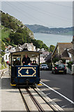 SH7782 : Great Orme Tramway by Ian Capper