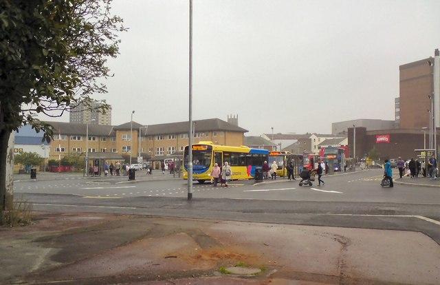 Interim Bus Station