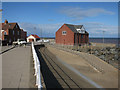 TA3427 : Inshore Rescue Boat (IRB) Station, Withernsea by Hugh Venables
