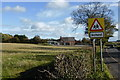 TF0130 : Ingoldsby primary school by Bob Harvey