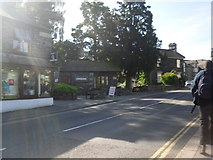 NY3704 : Rydal Road, Ambleside by Robert Gourley