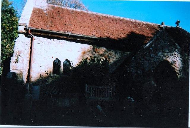 Old St. Boniface Church, Bonchurch