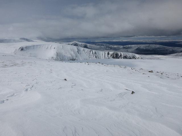 Slopes of Cairn Lochan
