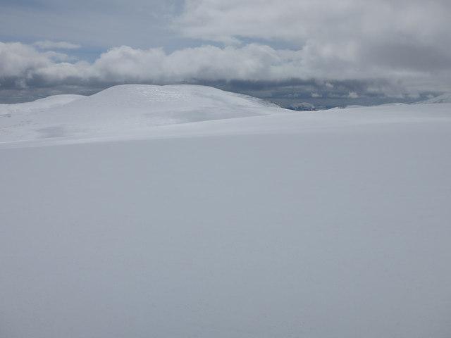 Snowy Cairn Lochan