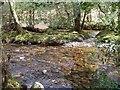 SX7171 : River island, Deeper Marsh by Derek Harper
