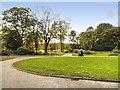 SD8304 : Western Pleasure Ground, Heaton Park by David Dixon