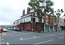 SO9098 : Wolverhampton, The Clarendon Hotel by Mike Faherty