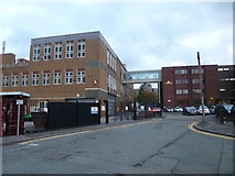SO9098 : Wolverhampton, Banks's Brewery by Mike Faherty
