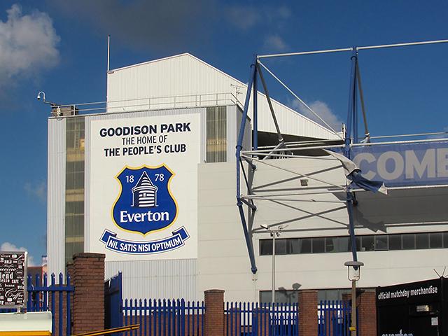 Main Stand, Goodison Park