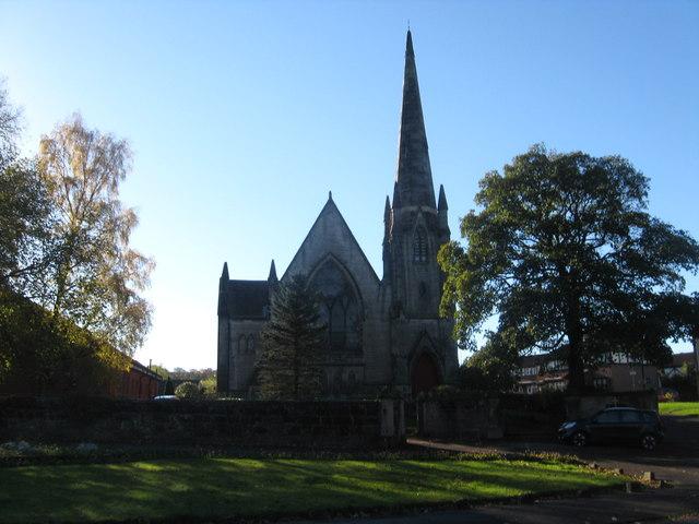 Blantyre Old Parish Church