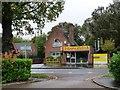 TL2412 : Golden Valley, Welwyn Garden City by Christine Johnstone