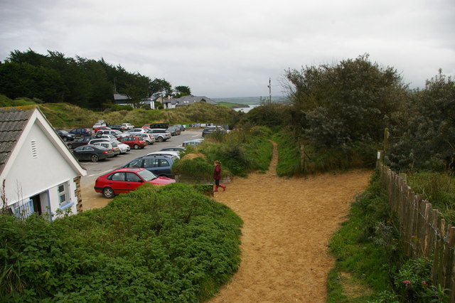 Rock Quarry car park