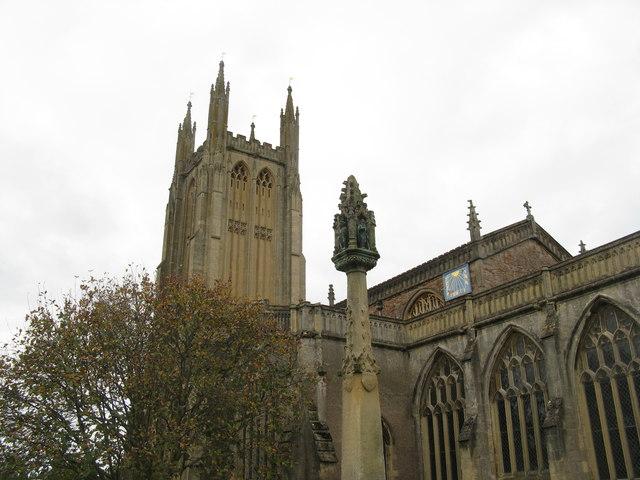 St Cuthbert's Church, Wells