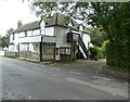 TR0944 : The Stores, The Street, Hastingleigh by John Baker