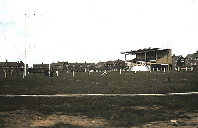 College Sports Ground, Acklam (1975)
