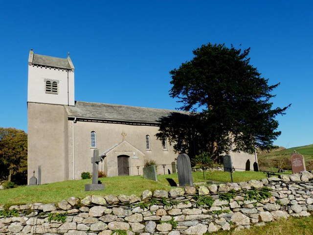 Church of St Cuthbert, Kentmere