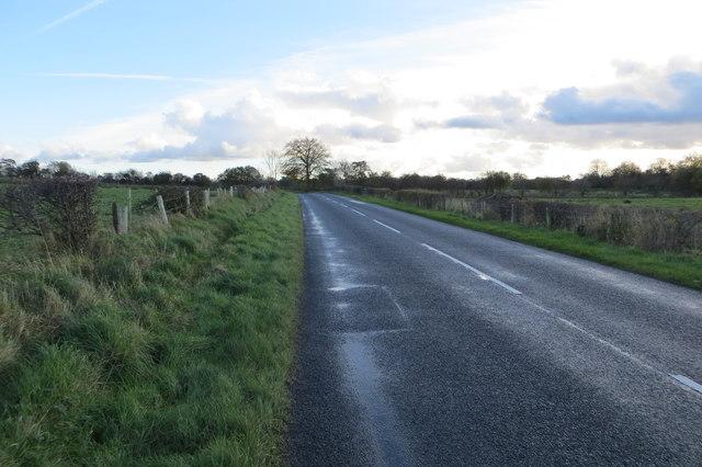 Near Stoneyford