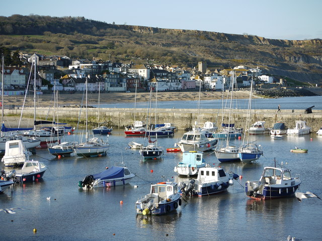 Lyme Regis Harbour