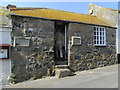 SW5240 : St Leonard's Chapel, St Ives by Chris Allen