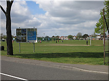 SU4512 : Veracity Recreation Ground by Hugh Venables
