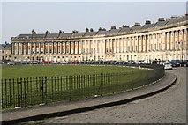 ST7465 : Royal Crescent Bath by Rod Allday