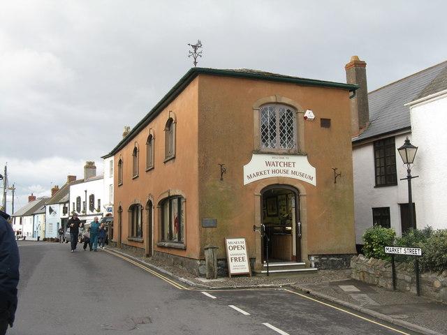 Watchet Market House Museum