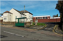 ST2896 : Youth Centre and Community Hall in Pontnewydd,Cwmbran by Jaggery