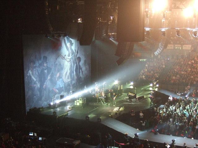 Coldplay - Birmingham NIA - December 2008
