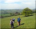 ST3994 : Llwybr Bertholey Path by Alan Richards