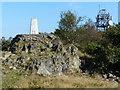 SK4513 : Trig point on Bardon Hill by Mat Fascione