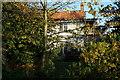 SE8133 : Bursea House on Bursea Lane, East Yorkshire by Ian S