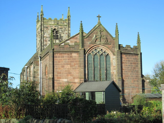 St Leonard's Church, Ipstones
