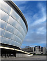 NS5765 : View by the SSE Hydro Arena by William Starkey