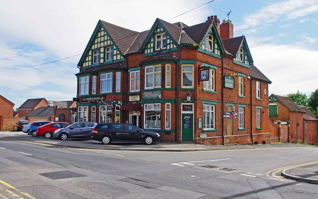 Fleece Hotel (1), 524 Evesham Road, Crabbs Cross, Redditch