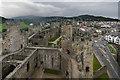 SH7877 : Conwy Castle by Ian Capper