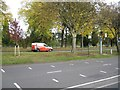 SP1291 : Speed camera, A452 Chester Road, Pype Hayes by Robin Stott