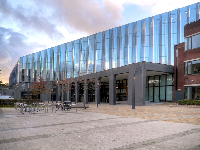 Manchester Metropolitan University Business School