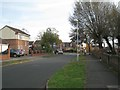 SP1391 : Southeast on Padstow Road, Pype Hayes by Robin Stott