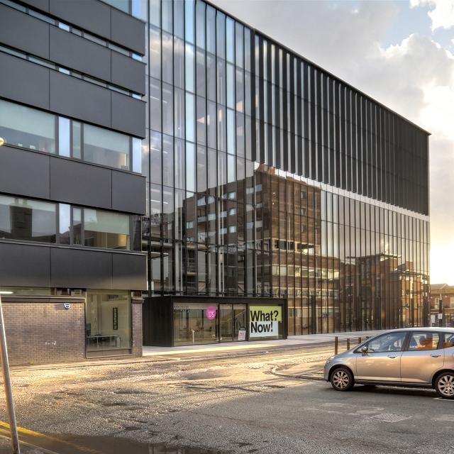 The Chatham Building Manchester School 169 David Dixon